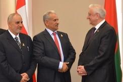 Встреча с парламентской делегацией  Султаната Оман
