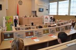 Состоялся открытый диалог членов Совета Республики с активистами пионерского движения
