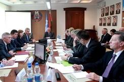 Выездное заседание Президиума Совета Республики