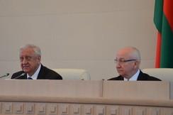 Состоялось очередное заседание девятой сессии Совета Республики Национального собрания Республики Беларусь пятого созыва