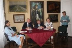 Член Совета Республики В.Матвеев принял участие в работе диалоговой площадки