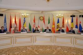Заседание Парламентского комитета парламентского измерения ЦЕИ в Минске