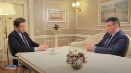 Интервью с членом Совета Республики Национального собрания Республики Беларусь Андреем Русаковичем