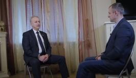 Интервью Виктора Чайчица, председателя Республиканской коллегии адвокатов Беларуси, блогеру А.Голикову