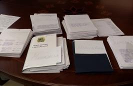 ОНТ. Члены Совета Республики и депутаты подписали обращение к мировому сообществу