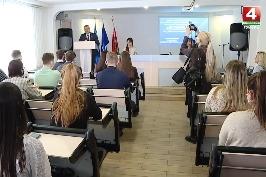 А.Неверов встретился со студентами МИТСО
