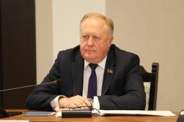 Виктор Лискович: законопроект позволит повысить качество и доступность медицинской помощи