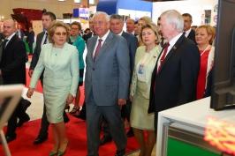 Четвёртый Форум регионов Беларуси и России проходит в Москве