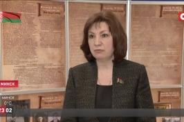 Наталья Кочанова: «У нас есть фундамент, основа – это духовность нашего народа»