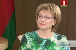 Интервью заместителя Председателя Совета Республики М.Щеткиной
