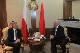 Парламентарии Польши с рабочим визитом в Минске