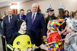 Михаил Мясникович:«Акция «Наши дети» стала хорошей белорусской традицией»