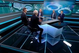 Сергей Рачков в эфире программы «ОбъективНО» на ОНТ