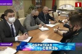 Прямые телефонные линии и личный прием граждан помогают решить проблемы белорусов