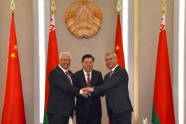 Oфициальный визит в Республику Беларусь парламентской делегации Китайской Народной Республики