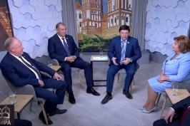 Лискович: «Инфекционная пандемия сплотила и медицинскую общественность, и всех людей вокруг нашего Президента»