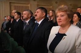 Член Совета Республики А.Неверов принял участие в торжественном мероприятии