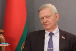 О внешней политике Беларуси и Союзного государства Сергей Рахманов