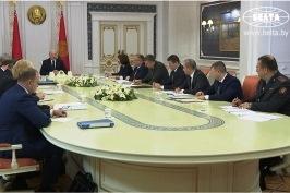 А.Лукашенко поручил разобраться с дорожным сбором на уровне правительства и парламента