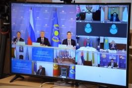 «Противостоять можно только коллективными усилиями». Парламентарии стран ОДКБ обсуждают вопросы безопасности