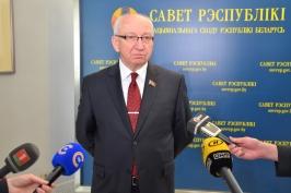 Участие парламентской делегации Республики Беларусь в мероприятиях МПА СНГ