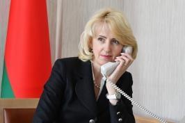 «Мы будем досконально разбираться». С какими вопросами Татьяне Рунец звонили белорусы 25 сентября?