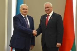 Беларусь заинтересована в развитии инвестиционного сотрудничества с Азербайджаном