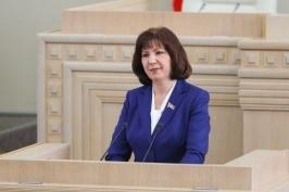 СТВ. Парламент седьмого созыва провёл первую сессию