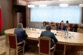 Наталья Кочанова: Азербайджан – стратегический партнёр Беларуси. Всегда мы друг другу подставляли плечо