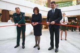 Н.Кочанова на открытии Центра безопасности МЧС: «Здесь всё предусмотрено, построено великолепное здание»
